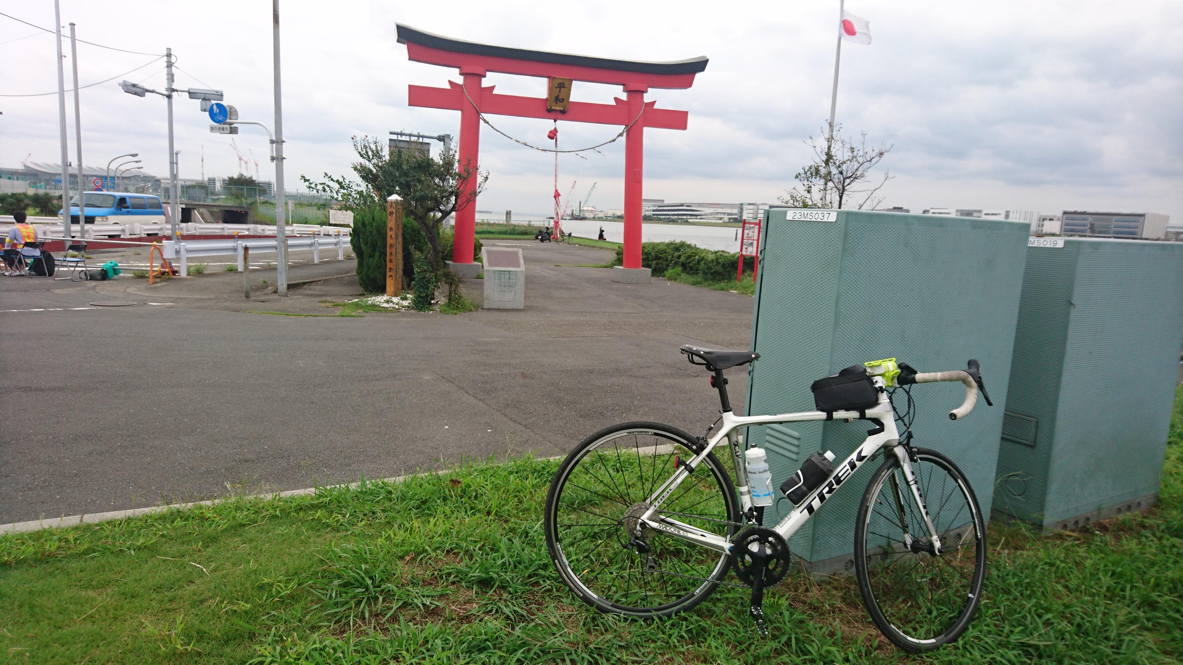 多摩川CCを走ってみました